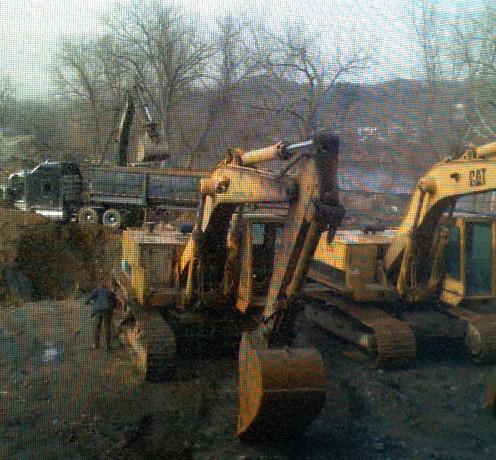 Contractor's Equipment, photo taken by Randi Glazer