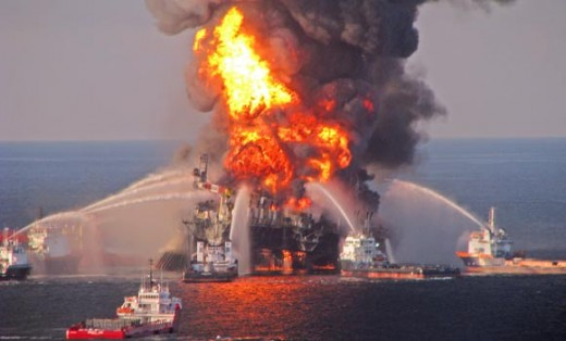 Whilst life on the rig has changed, it still is not without inherent risks.