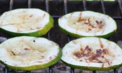 BBQ Courgette