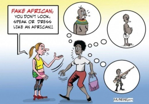 Being African Today Is Beig Contested by Non-Africans..