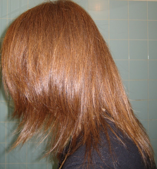 Even small amounts of darkening can improve the look of your hair.