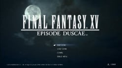 Impressions - Final Fantasy XV: Episode Duscae
