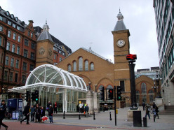 11 things within 10 minutes walk of Liverpool Street Station
