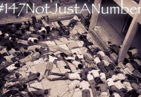 147 people killed; its hard to look but maybe necessary to see.
