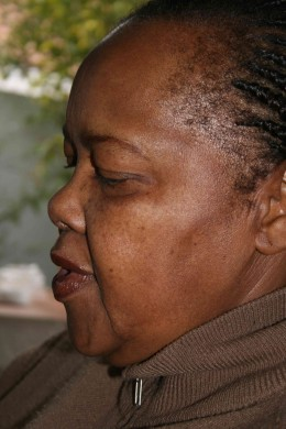 Mpumi Bikitsha, widow of my friend Boy