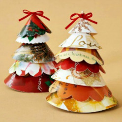 35 Outstanding Christmas and Greeting Card Crafts