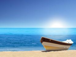 The Sapphire Sea