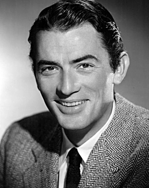Gregory Peck born April 1916 died June 2003 was a renowned American actor who played King David in the film epic David and Bathsheba