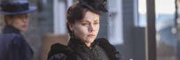 Christina Ricci as Lizzie in the Lizzie Borden Chronicles (Lifetime TV)