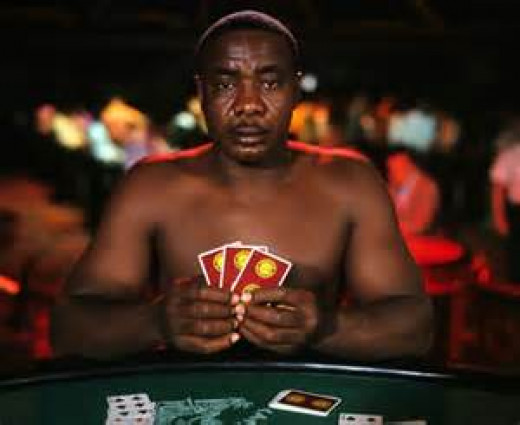 Sonny Liston was known to gamble and of course he had ties to the Mafia.