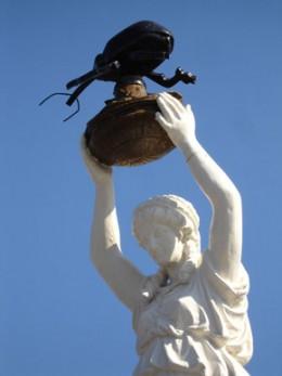 Boll Weevil Monument, Enterprise, Alabama