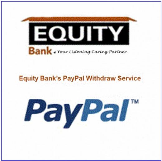 paypal to equity bank