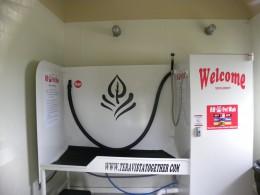 Pooch Parlor Wash Station
