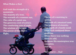 Father's Poems