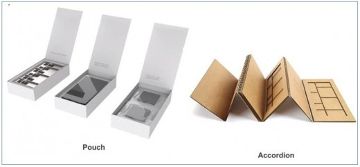 Different packaging concepts for Ara device.