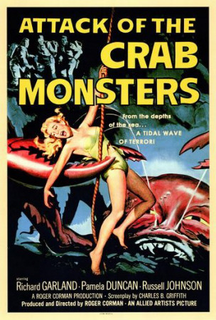 Crab Monsters, a classic.
