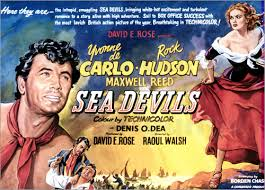 Another classic starring Rock Hudson and Yvonne DeCarlo.