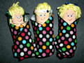 TP Roll Dolls: Triplets and More