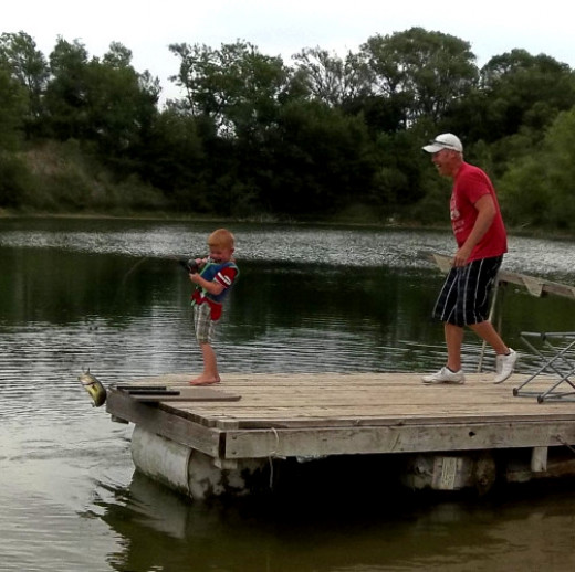 Best fishing equipment for kids hubpages for Kids fishing gear