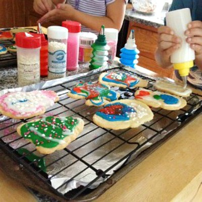 easy cookies for kids to make