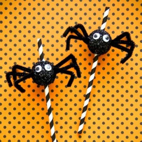 37 Creepy Spider Craft Ideas