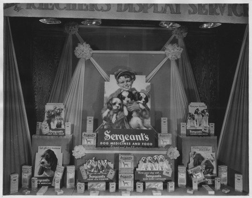 Sergeant's Dog Food, 1931