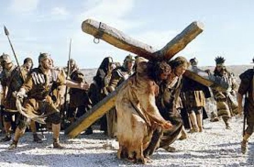 Bore  the Cross for you, what have you done for Him ?