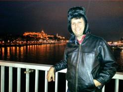 My First Night in Budapest: I Meet László