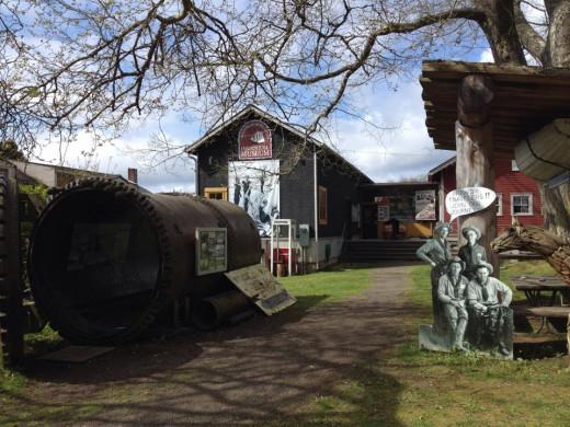 The Historic Museum of Bainbridge Island