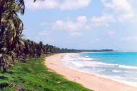 Devbagh beach, India