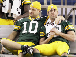 Is Aaron Rodgers a system QB?