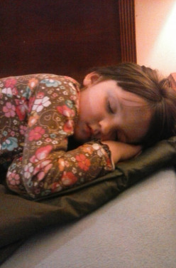 How many hours of sleep should a 4 year old get each night?