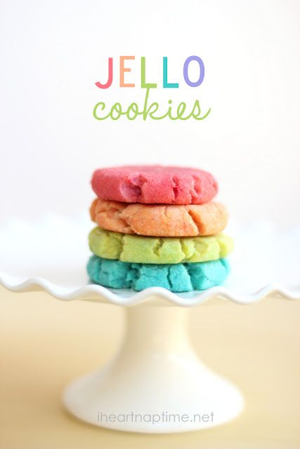 Jello Cookies