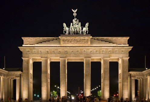 Visit the Brandenburg Gate in Berlin