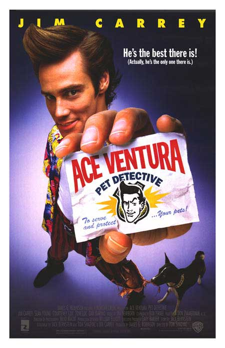 ace ventura review Find helpful customer reviews and review ratings for ace ventura: pet detective/ace ventura: when nature calls at amazoncom read honest and unbiased product reviews.