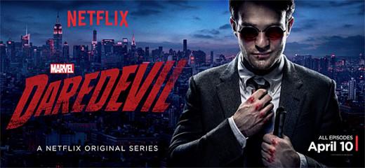 """Charlie Cox Plays Matt """"The Devil"""" Murdock in Marvel's Daredevil."""