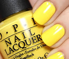 Don't Say It-Yellow It! by OPI