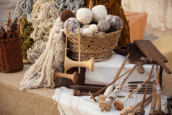 Yarns and Knitting Oddities