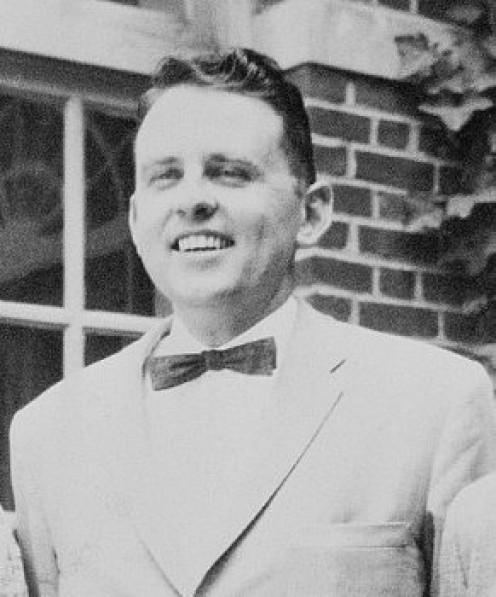 James J. Reeb, early preacher in America.