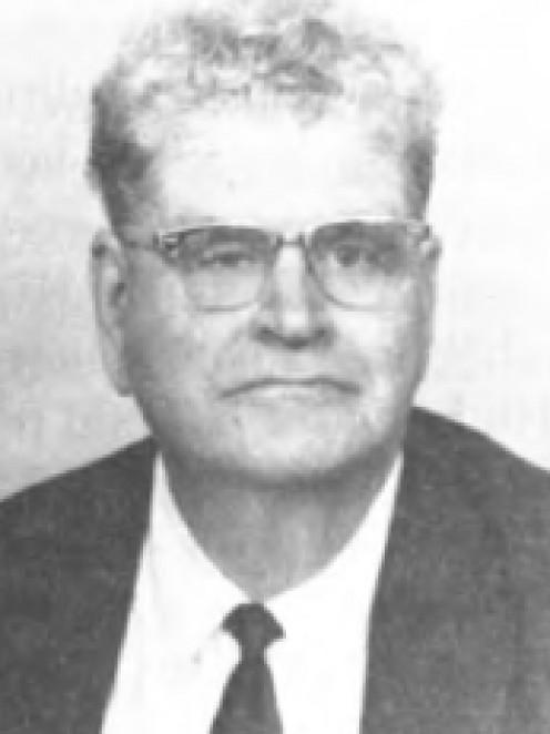 Cordie Howard Casada, 1907 - 1972.