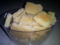 Indian dessert recipe: Seven cup cake