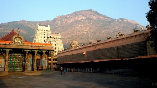 Arunachalam 2; represents Agni/Tej (Fire)