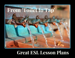 ESL/EFL Intermediate Lesson Plan – From 'Toilet to Tap'