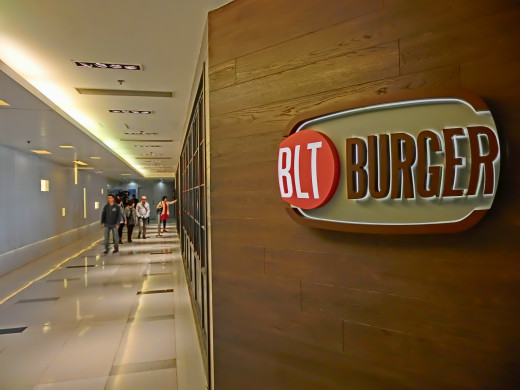 BLT Burger Restaurant