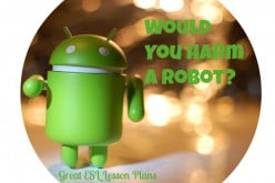 ESL Upper-Intermediate Lesson Plan – Would You Harm a Robot?