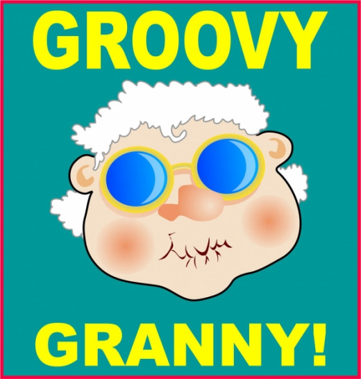 "Comical Pic called ""Groovy Cranny"""