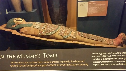 This is a sarcophogus or coffin that holds a real mummy! Remember we talked in class before going to RISD Museum that mummies are NON-living things! They do not move anymore!