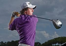 Rory McIlroy, pro golfer.