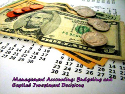 Management Accounting: Budgeting and Capital Investment Decisions