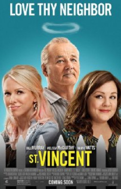 St. Vincent (2014):  Movie Review
